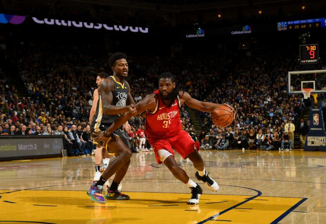 Hardening Up: No Harden no worries for Houston