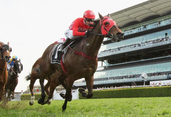 Everest campaign kicks off perfectly for Redzel