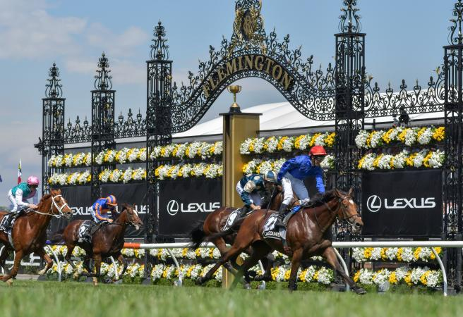 Cross Counter: Godolphin's Melbourne Cup win 30 years in making