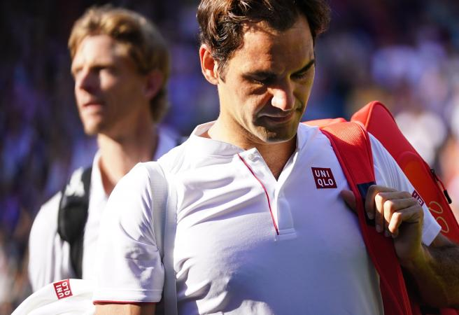 Federer's shock exit from Wimbledon opens up the betting market