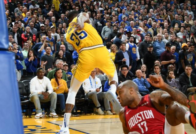 Kevin Durant Call: NBA admits refs got it wrong