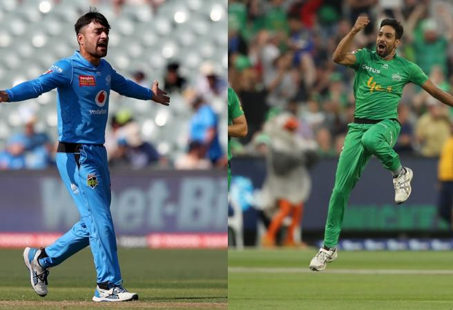 WATCH: Khan and Rauf take BBL09 hat-tricks on the same day
