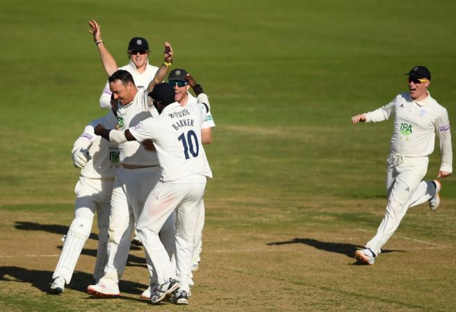 South African quick takes 17 wickets in a match