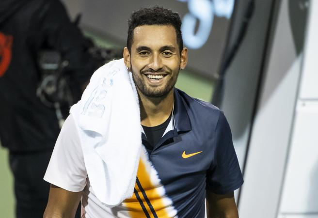 Nick Kyrgios sees a psychologist to address mental health issues