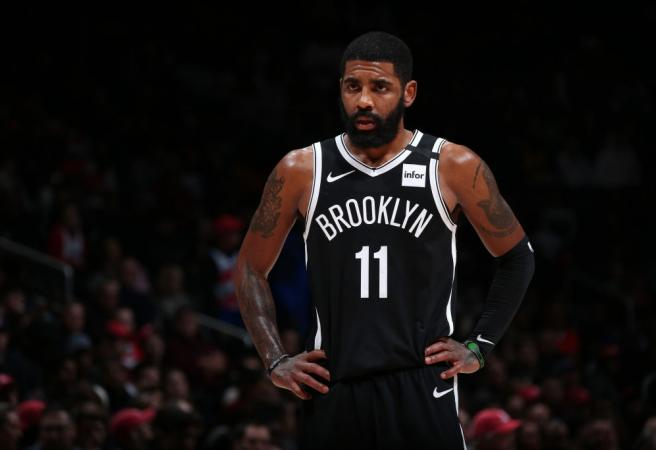 Kyrie Irving to miss remainder of NBA season