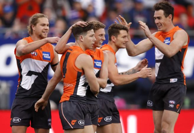 GWS star in hospital days out from Preliminary Final