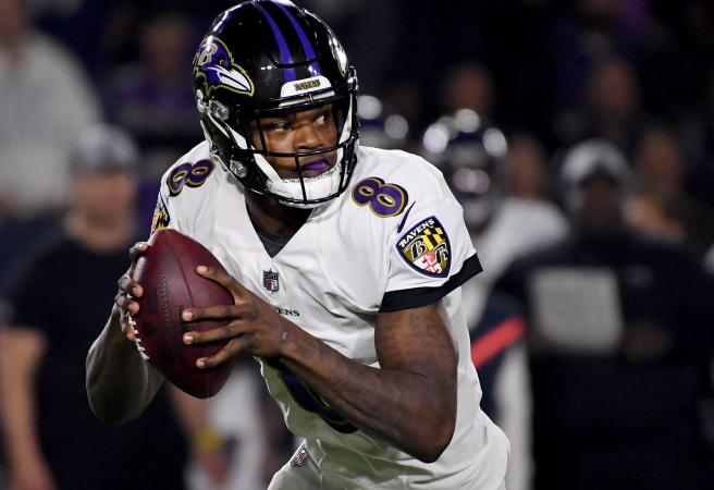 Action Jackson: Ravens take down Chargers, eye off Super Bowl