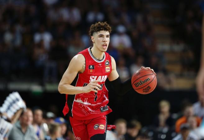 LaMelo Ball buys NBL team
