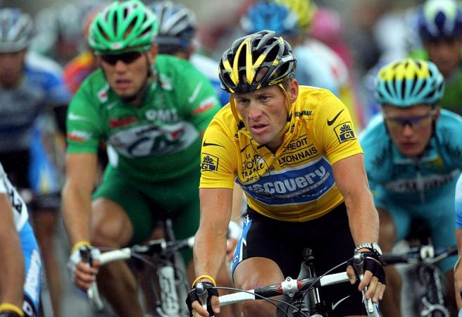 The defining moments of Lance Armstrong's career