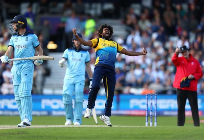 WATCH: Lasith Malinga destroys England with stunning bowling display
