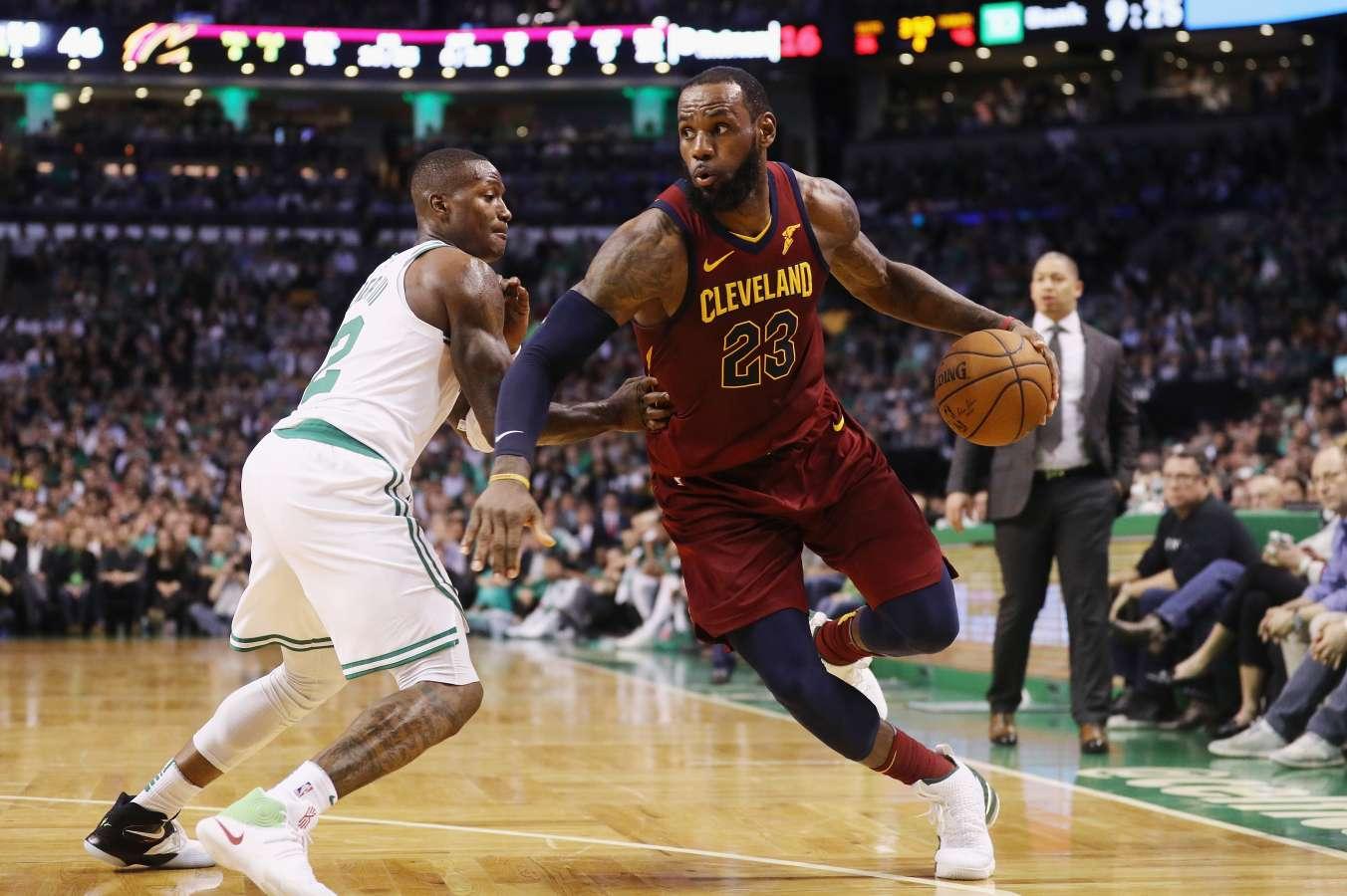 NBA Playoffs: Cleveland vs Boston Game Three Preview