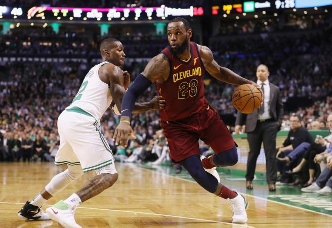 NBA Playoffs: Cleveland vs Boston Game Three Preview