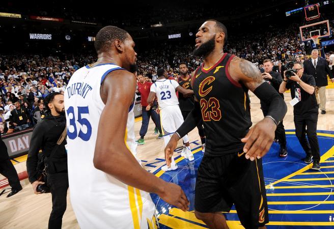 NBA Finals: Series props