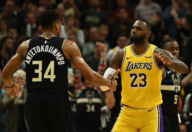 LeBron James and Giannis Antetokounmpo select All-Star teams