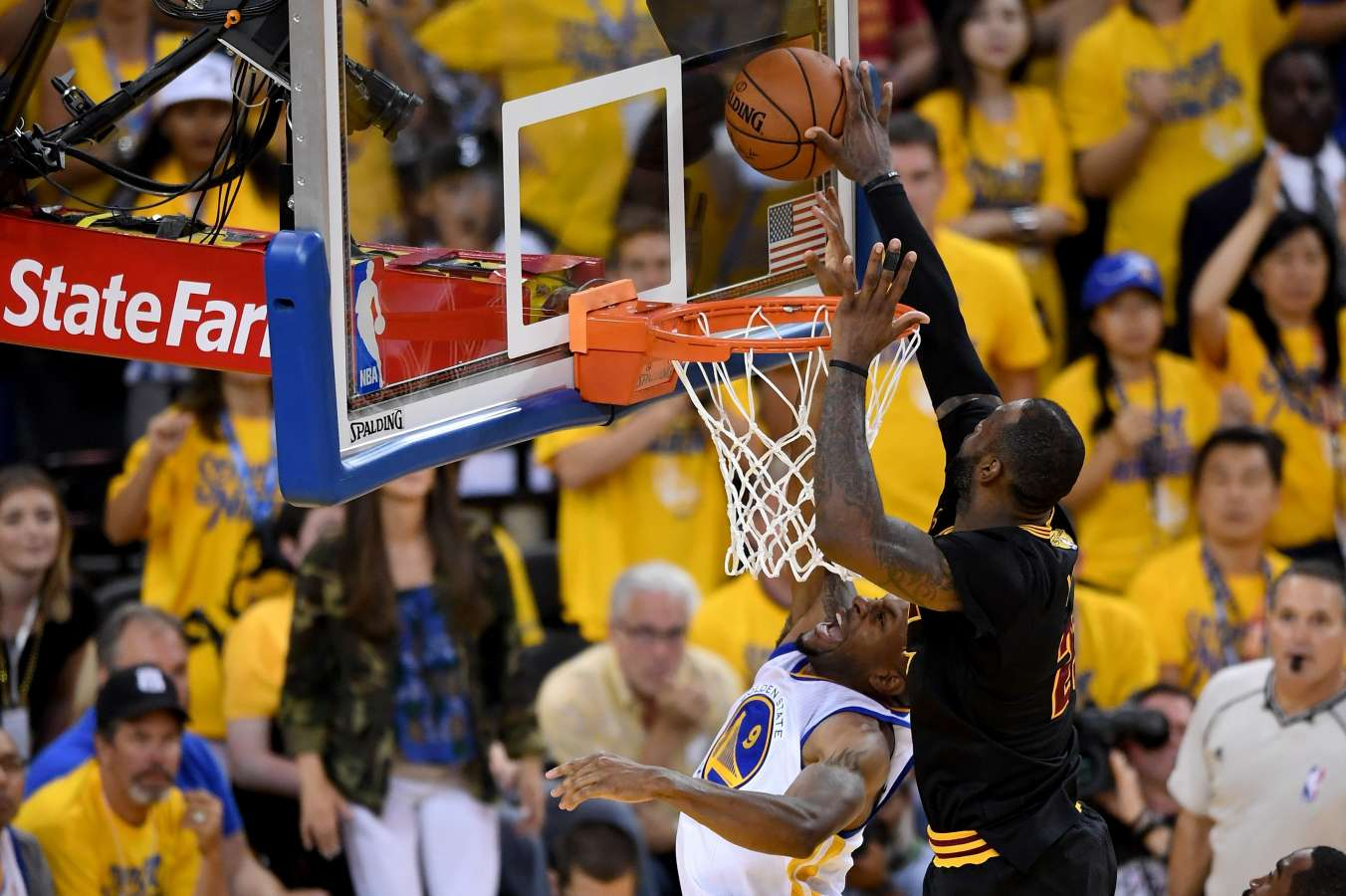 Cavaliers vs Warriors: Unforgettable moments from an epic rivalry