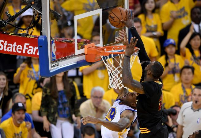 6d35208cabf4 Cavaliers vs Warriors  Unforgettable moments from an epic rivalry. LeBron  James ...