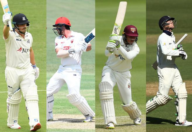 How the Test squad members fared in the Sheffield Shield