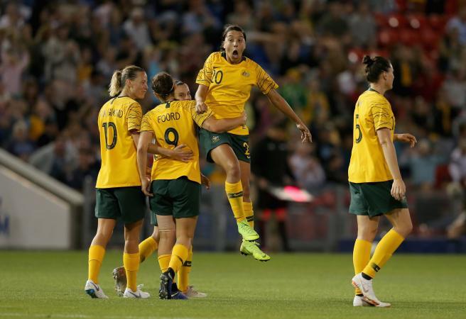 Matildas' World Cup group announced