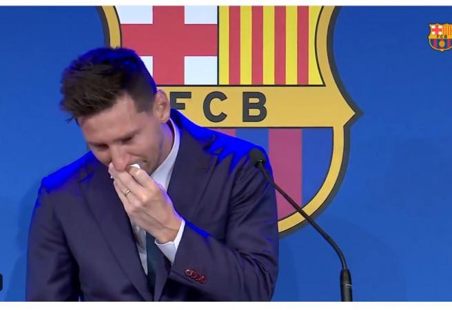 PSG dominate betting for Messi's signature