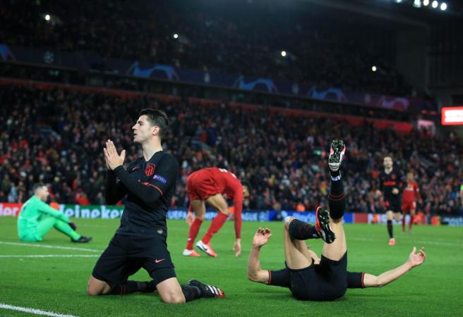 Liverpool eliminated from Champions League