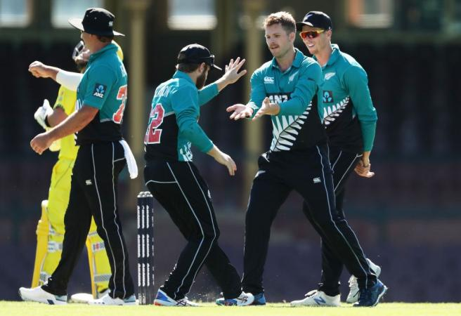 Kiwi quick in isolation after Aussie ODI