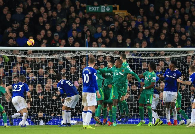 Monday night madness: Everton draw with Watford in classic