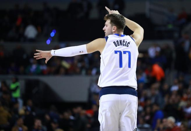 Luka Doncic finally signs shoe deal