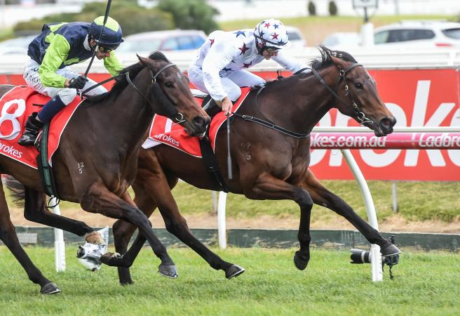 Sunlight shines in Group 3 Quezette Stakes at Caulfield