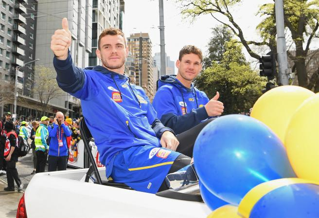 Norm Smith Medal: Luke Shuey wins medal in famous West Coast win