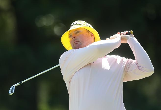 Outpouring of emotion for Aussie golfer Jarrod Lyle