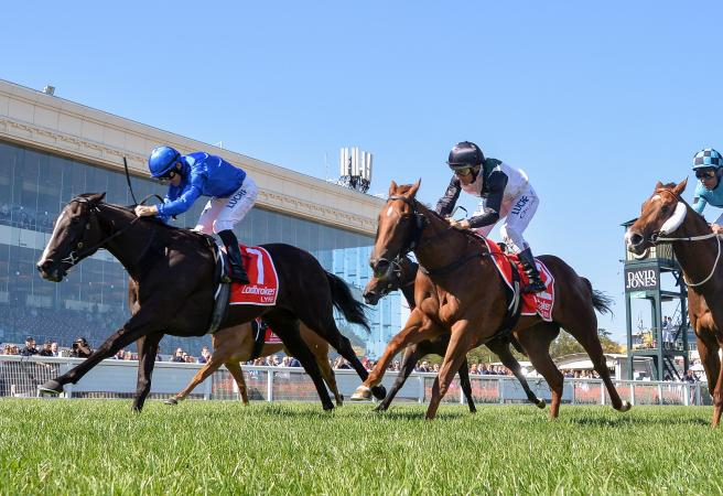 Anthony Freedman's Lyre claims $1.5m Blue Diamond Stakes