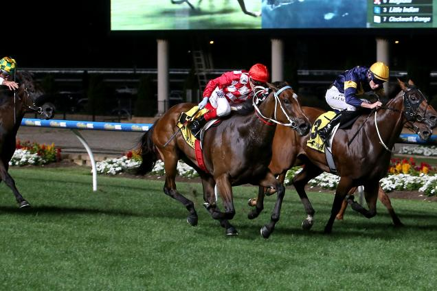 Magnatti wins at Moonee Valley in February