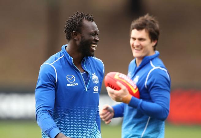 Majak Daw set to return