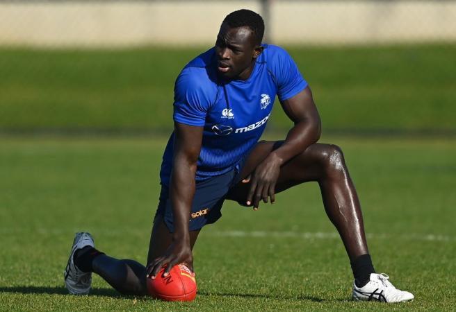 Majak Daw faces major setback after suffering serious injury