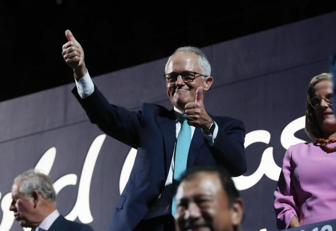 Turnbull hits dirty 30 but bookies back him in