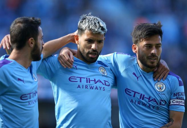 WATCH: Manchester City break EPL record