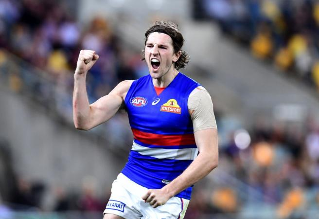 Bulldogs book their place in the AFL finals