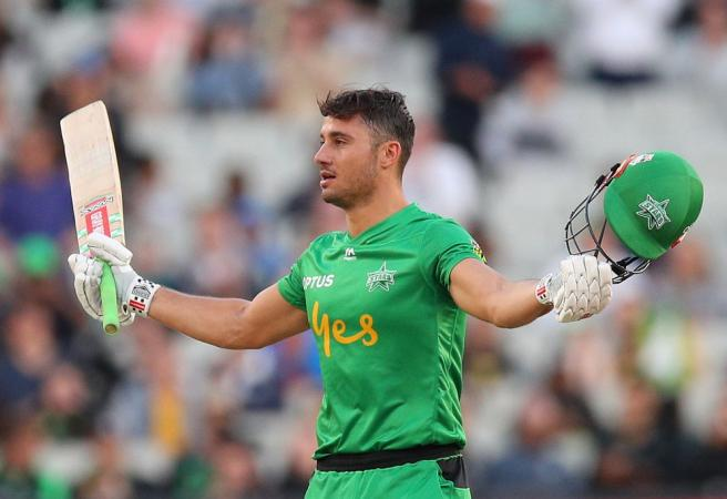 Marcus Stoinis breaks a pair of Big Bash League records