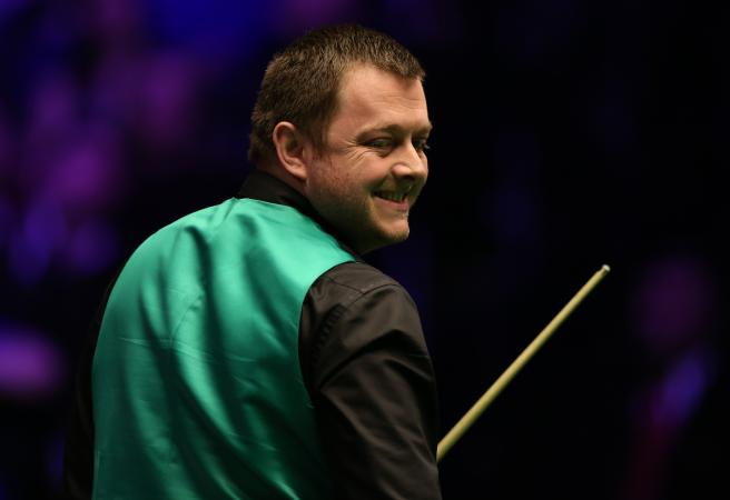 Snooker match interrupted by THAT moaning video