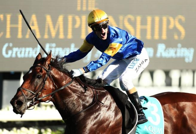 Santa slays 'em: All the G1 wins from The Championships