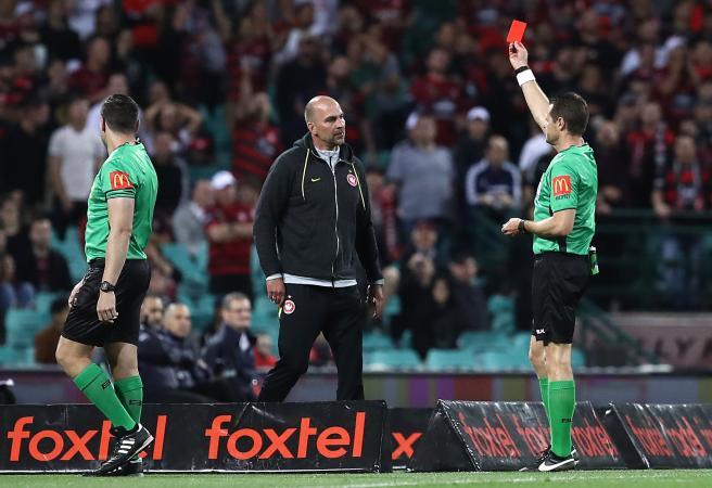 Wanderers fume over VAR disallowed goal