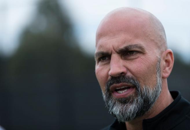 """For f***'s sake, no comment"": A-League coach loses it"