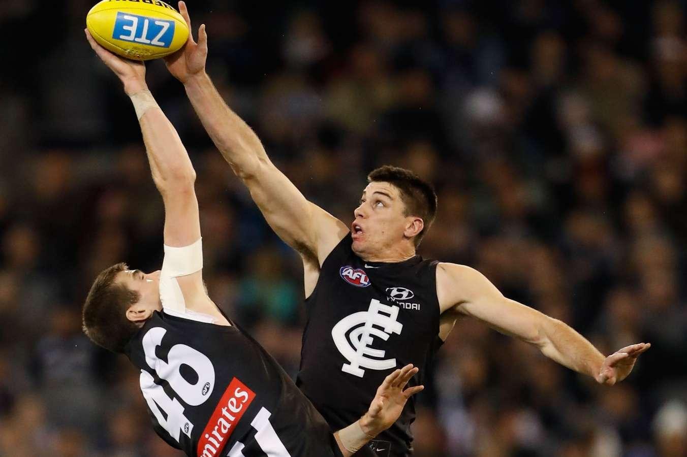 AFL Betting Guide: Carlton vs Collingwood