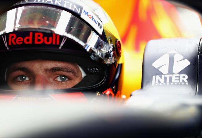 Ricciardo 'ballsack' pole puts Mad Max on Fury Road