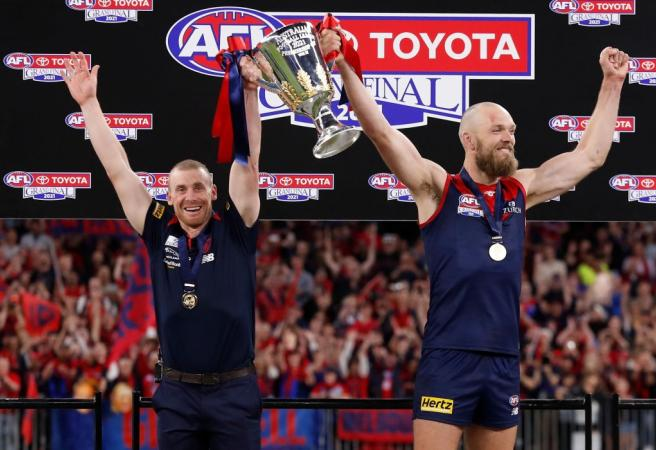 Curse Lifted - Melbourne wins GF to end 57 years of pain