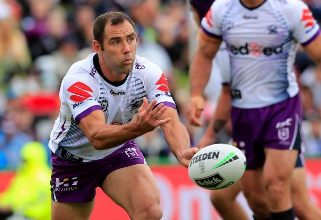 Cameron Smith questions the NRL's 'bubble' plans