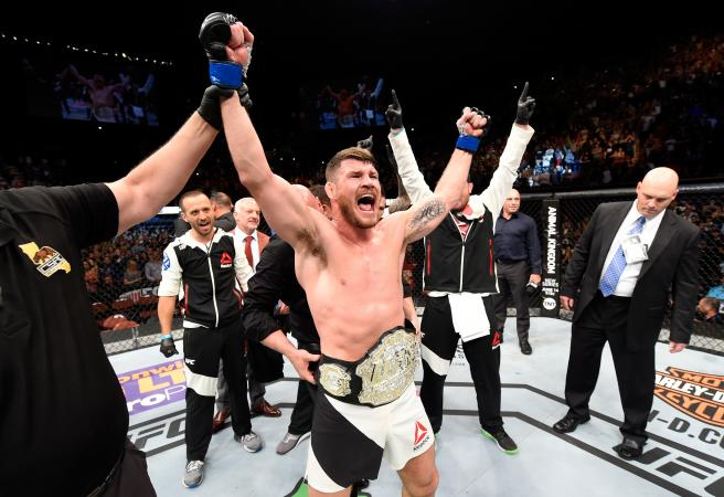 UFC star Michael Bisping calls time on 14-year MMA career