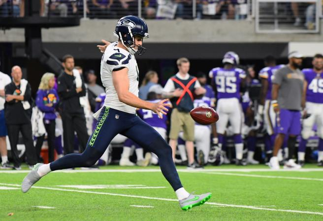 The Aussie punter dominating the NFL preseason