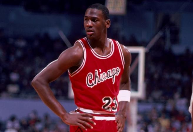 Michael Jordan lifts the lid on Chicago's travelling 'cocaine circus'