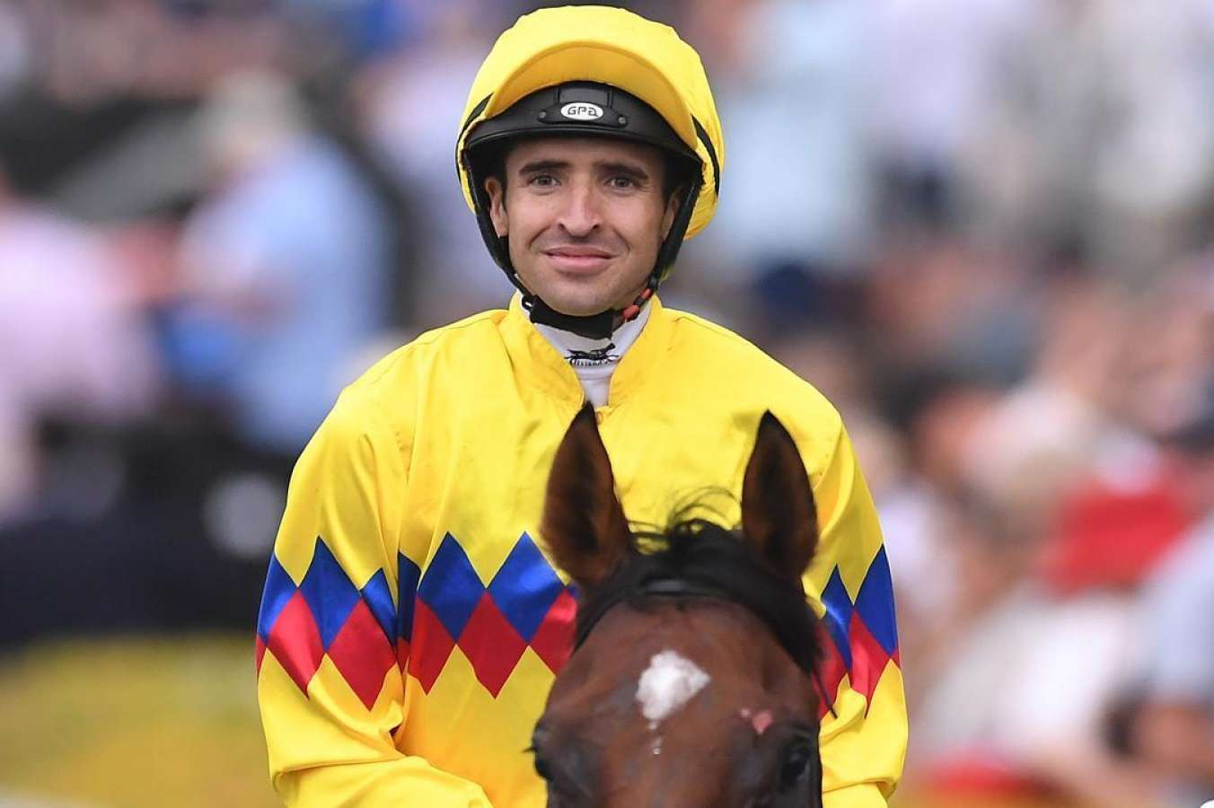 Top jockey Michael Rodd set for return after two-month ...
